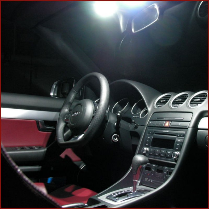 Front Interior Led Lighting For Qashqai J10 8 00