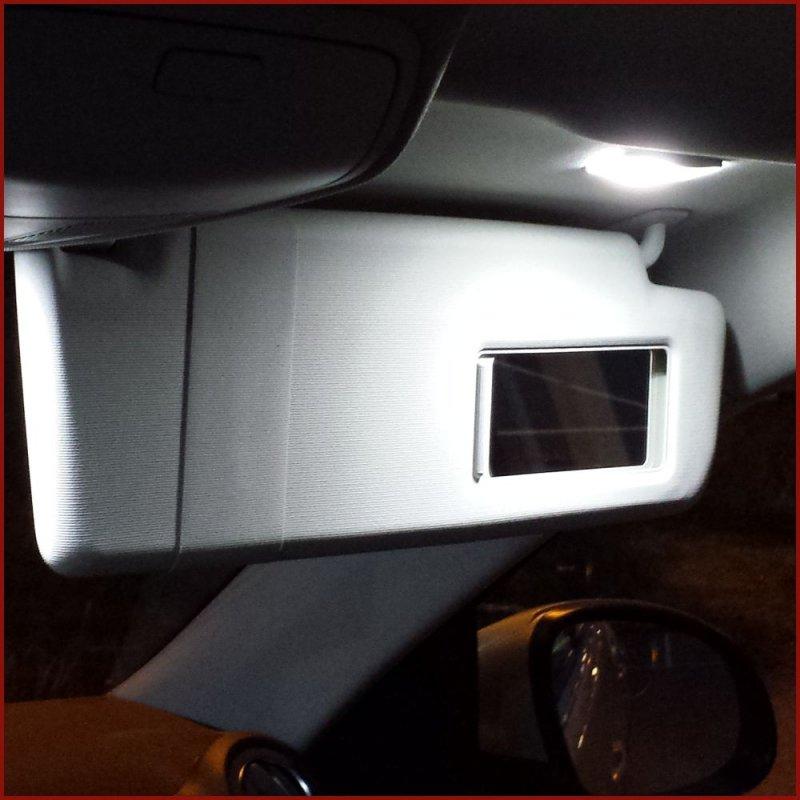 schminkspiegel led lampe f r 970 panamera 4 00. Black Bedroom Furniture Sets. Home Design Ideas