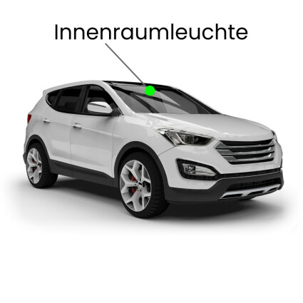 Innenraum LED Lampe für Opel Mokka