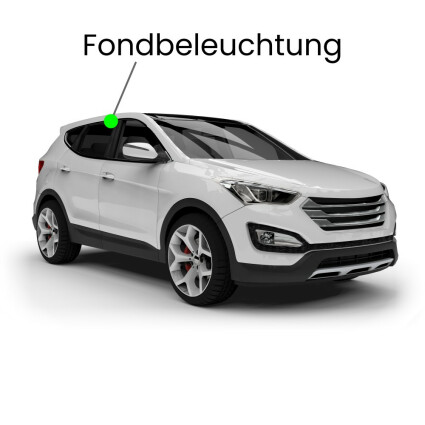 Fondbeleuchtung LED Lampe für Opel Mokka