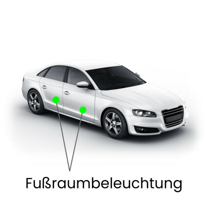 Fußraum LED Lampe für BMW 5er E60 Limousine