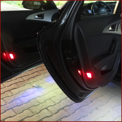 Türrückstrahler LED Lampe für BMW 7er E65 / E66