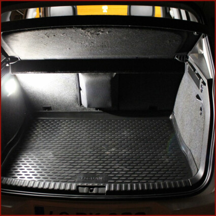 Kofferraum LED Lampe für Porsche 997 Carrera Coupe/Cabrio/Roadster