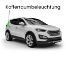 Kofferraum LED Lampe für VW Touareg 7L