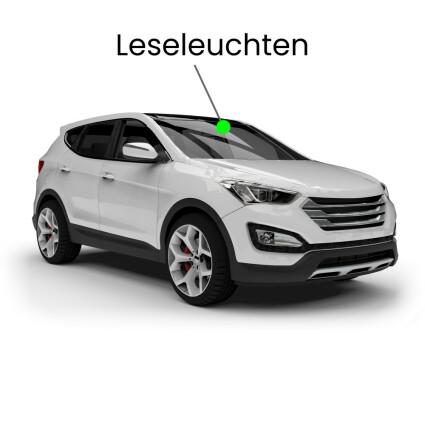 Leseleuchte LED Lampe für VW Touareg II (Typ 7P)