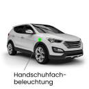 Handschuhfach LED Lampe für VW Touareg II (Typ 7P)