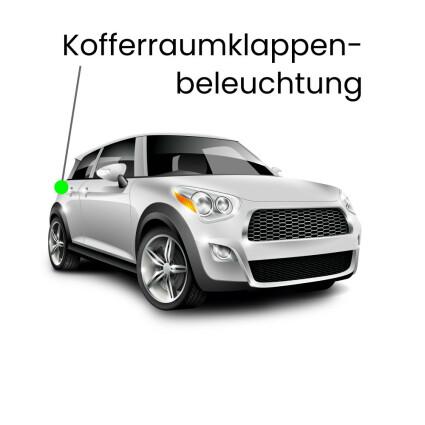 Kofferraumklappe LED Lampe für Mini R55 Clubman
