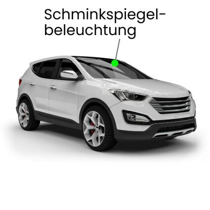Schminkspiegel LED Lampe für Mercedes GLK-Klasse X204