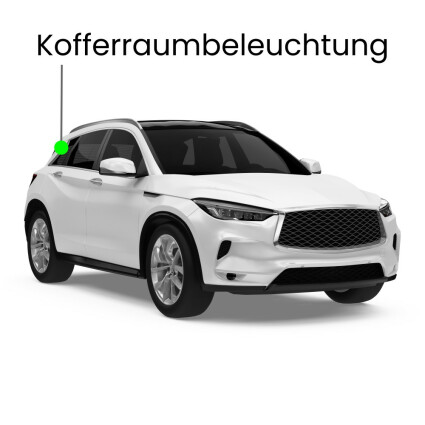 Kofferraum LED Lampe für Honda Insight