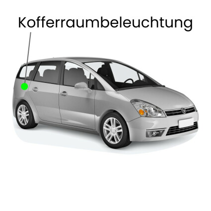 Kofferraum LED Lampe für Honda Stream