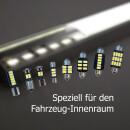 Kofferraum LED Lampe für Toyota Yaris III/Hybrid bis BJ 2015