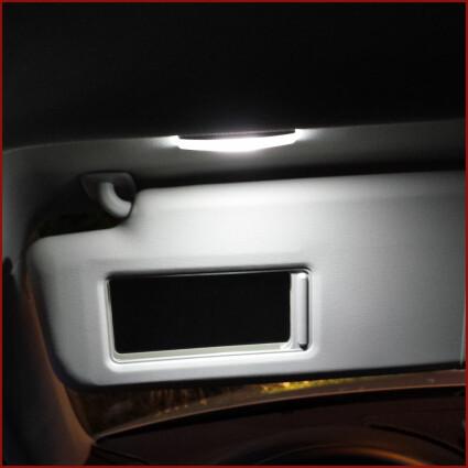 Schminkspiegel LED Lampe für Ford Focus Coupe-Cabriolet
