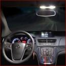 Innenraum LED Lampe für Ford Focus III Turnier mit Lichtpaket