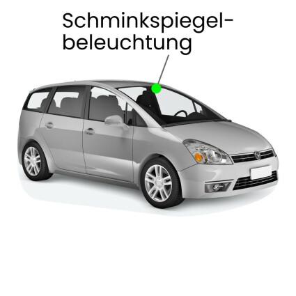 Schminkspiegel LED Lampe für Audi A2 8Z
