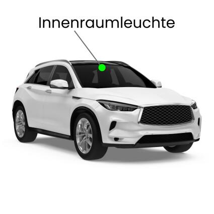 Innenraum LED Lampe für Audi A3 8P mit Lichtpaket