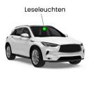 Leseleuchte LED Lampe für Audi A3 8PA mit Lichtpaket