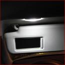 Schminkspiegel LED Lampe für Audi A3 8PA mit Lichtpaket