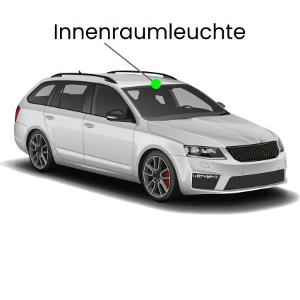Innenraum LED Lampe für Audi A4 B7/8E Avant