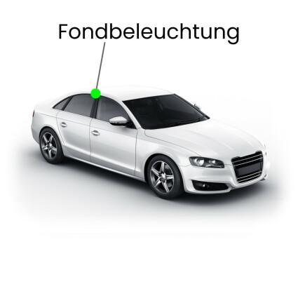 Fondbeleuchtung LED Lampe für Audi A4 B7/8E Limousine mit Lichtpaket
