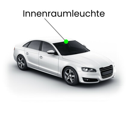 Innenraum LED Lampe für Audi A4 B8/8K Limousine