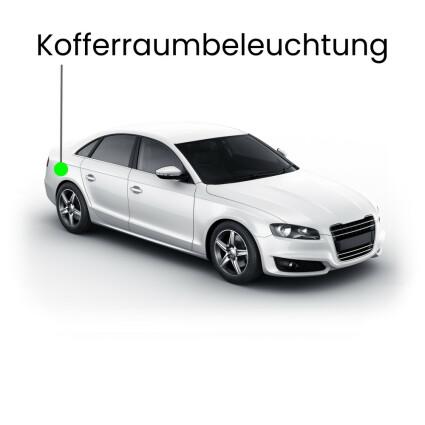 Kofferraum LED Lampe für Audi A4 B8/8K Limousine