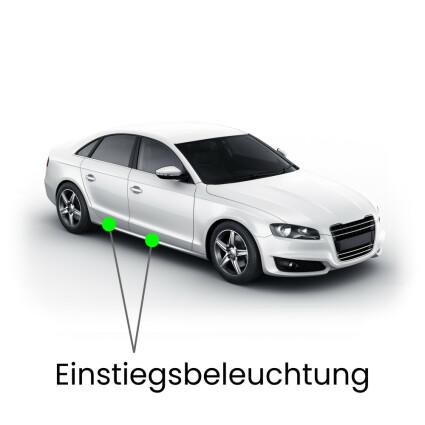 Einstiegsbeleuchtung vorne LED Lampe für Audi A4 B8/8K Limousine