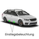 Einstiegsbeleuchtung vorne LED Lampe für Audi A4 B8/8K Avant