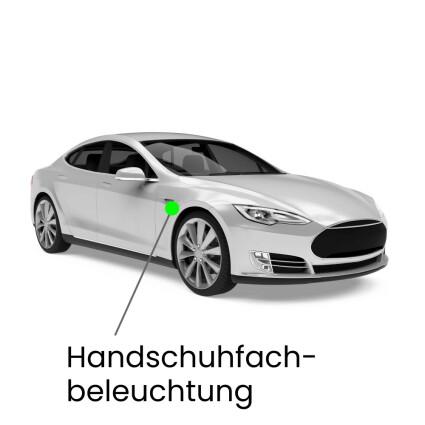 Handschuhfach LED Lampe für Audi A5 8T Coupe