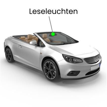Leseleuchte LED Lampe für Audi A5 8F Cabriolet