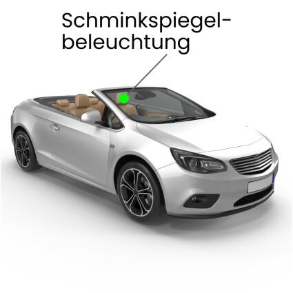 Schminkspiegel LED Lampe für Audi A5 8F Cabriolet