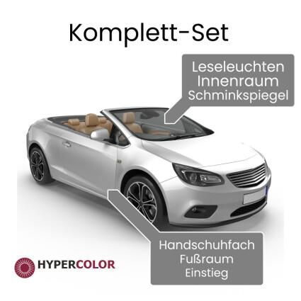 LED Innenraumbeleuchtung Komplettset für Audi A5 8F Cabriolet