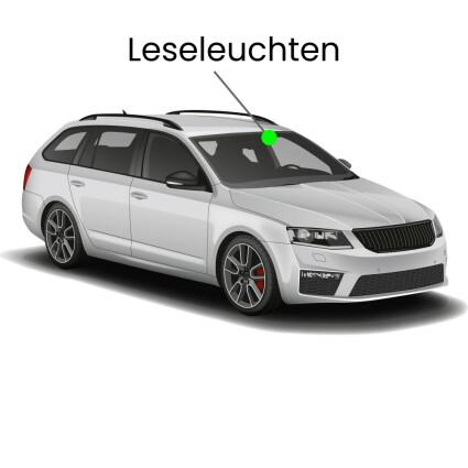 Leseleuchte LED Lampe für Audi A6 C6/4F Avant