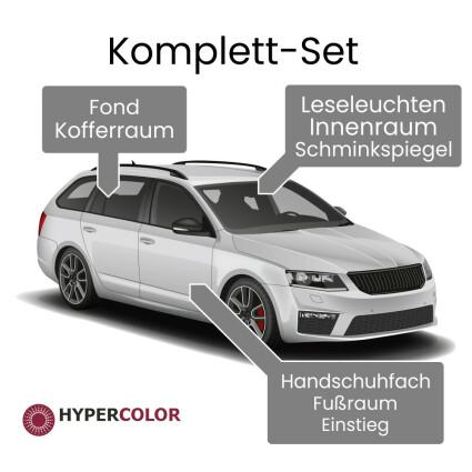 LED Innenraumbeleuchtung Komplettset für Audi A6 C6/4F Avant