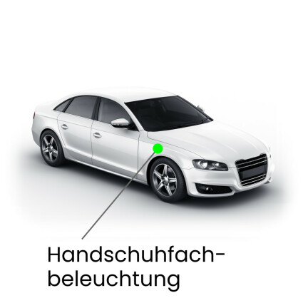 Handschuhfach LED Lampe für Audi A6 C7/4G Limousine