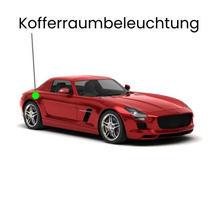 Kofferraum LED Lampe für Nissan 350Z