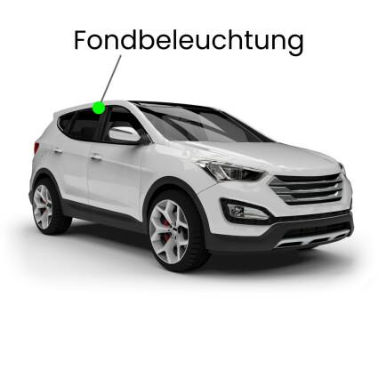 Fondbeleuchtung LED Lampe für Audi Q3