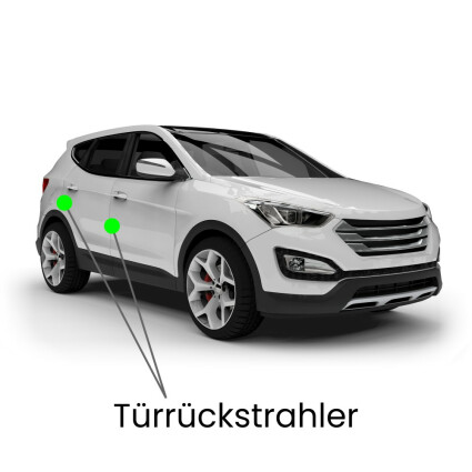 Türrückstrahler LED Lampe für Audi Q5 8R
