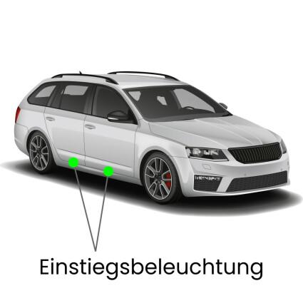 Einstiegsbeleuchtung LED Lampe für Audi C6/4F  Avant