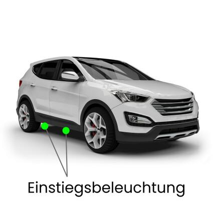 Einstiegsbeleuchtung LED Lampe für Audi Q7 4L 7-Sitzer