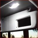 Schminkspiegel LED Lampe für VW Golf 6 Cabriolet ab 2012