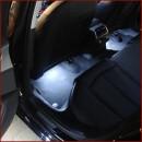 Fußraum LED Lampe für VW Golf 6 Cabriolet ab 2012