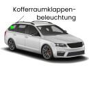 Kofferraumklappe LED Lampe für Skoda Superb 3T Kombi