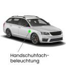 Handschuhfach LED Lampe für Skoda Superb 3T Kombi