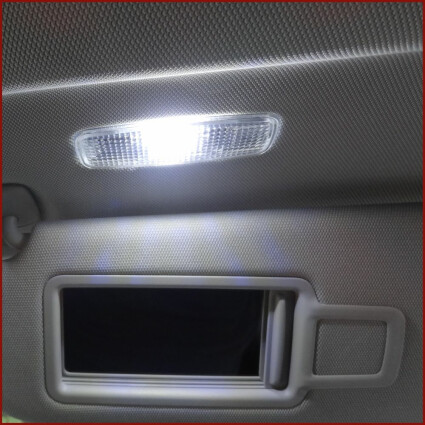 Schminkspiegel LED Lampe für Audi TT 8J Roadster