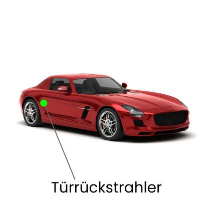 Türrückstrahler LED Lampe für Audi TT 8J Roadster