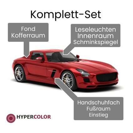 LED Innenraumbeleuchtung Komplettset für Audi TT 8J Roadster