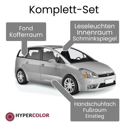 LED Innenraumbeleuchtung Komplettset für Toyota Verso
