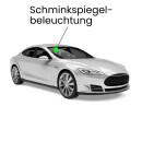 Schminkspiegel LED Lampe für Audi TT 8N Coupe