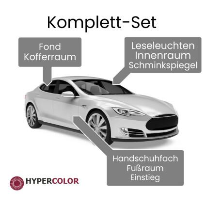 LED Innenraumbeleuchtung Komplettset für Audi TT 8N Coupe