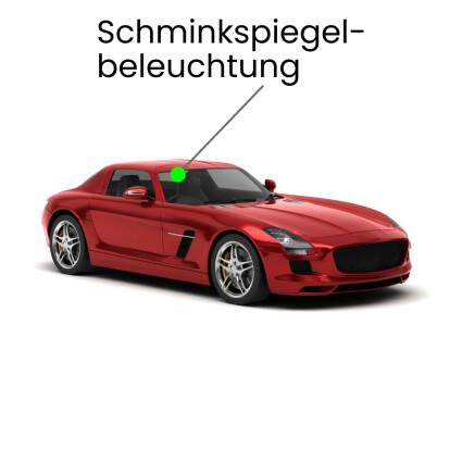 Schminkspiegel LED Lampe für Audi TT 8N Roadster